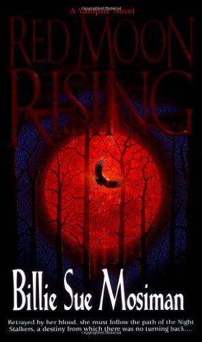 9780886779559: Red Moon Rising: A Vampire Novel