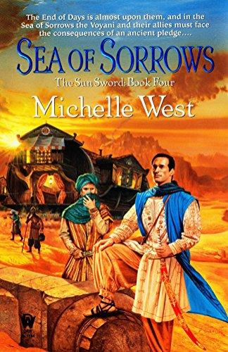 9780886779788: Sea of Sorrows (The Sun Sword, Book 4)