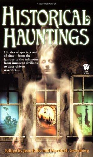Historical Hauntings: Jean Rabe