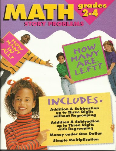 9780886791643: Math Story Problems (Reproducible Workbook)