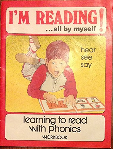 9780886792497: I'm Reading... All By Myself book and cassette tape (Learning to read with the hear see say approach to reading)
