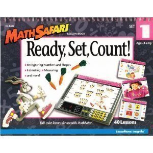 9780886799847: Math Safari Lesson Book Set 1 (EI-8402)