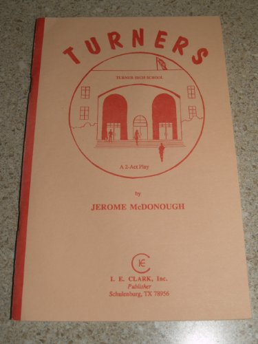 Turners: A Play (0886803209) by McDonough, Jerome