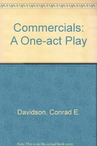 9780886803223: Commercials: A one-act play