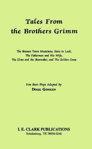 9780886804411: Tales from the Brothers Grimm: Five Short Plays