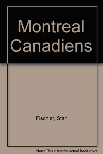9780886820923: Montreal Canadiens