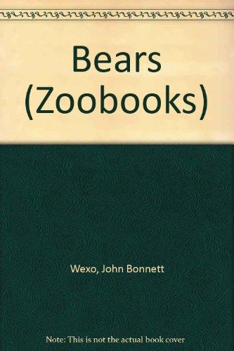 9780886822217: Bears (Zoobooks)