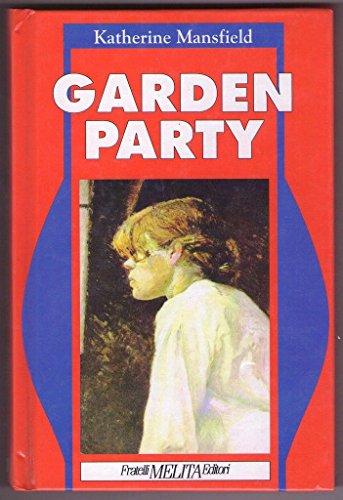 9780886823429: The Garden Party