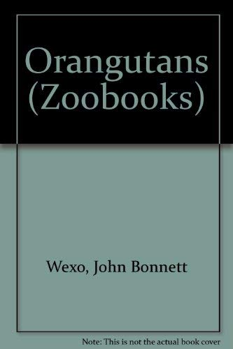 9780886824129: Orangutans (Zoobooks)