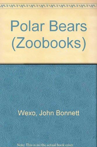 9780886824143: Polar Bears (Zoobooks)