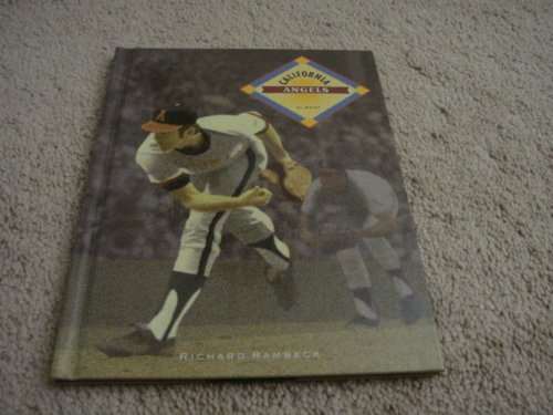 California Angels: Al West (Baseball the Great American Games): Richard Rambeck