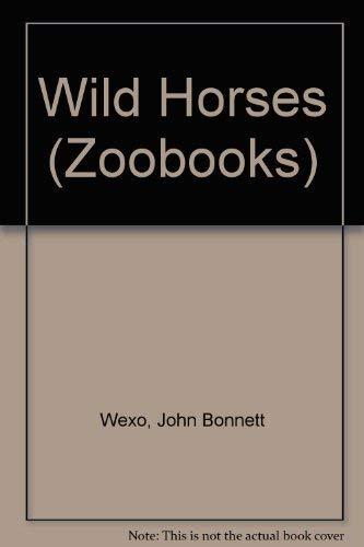 9780886827816: Wild Horses (Zoo Books)