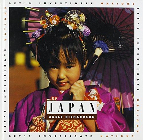 9780886829834: Japan (Let's Investigate)
