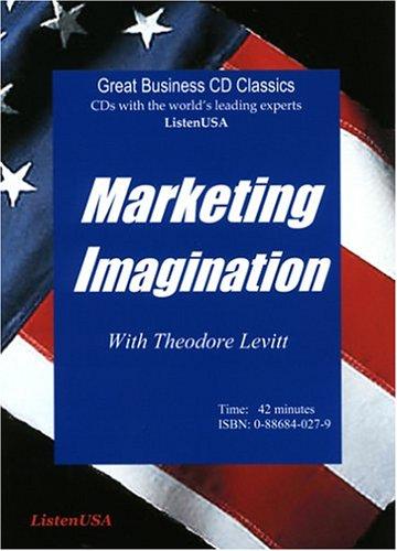 9780886840273: Marketing Imagination