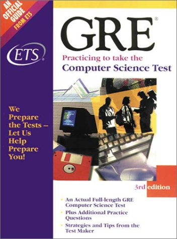 9780886851910: Gre Practicing to Take the Computer Science Test