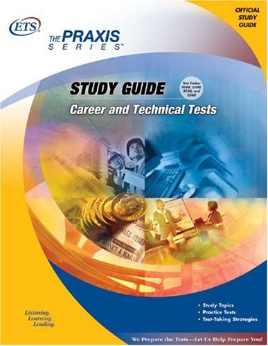 9780886853761: Career & Technical Tests (Praxis Study Guides)