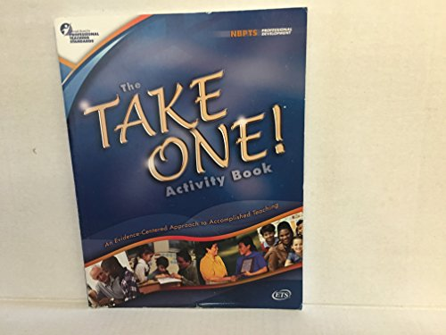 9780886853839: The Take One Activity Book an Evidence-centered Approach to Accomplished Teaching