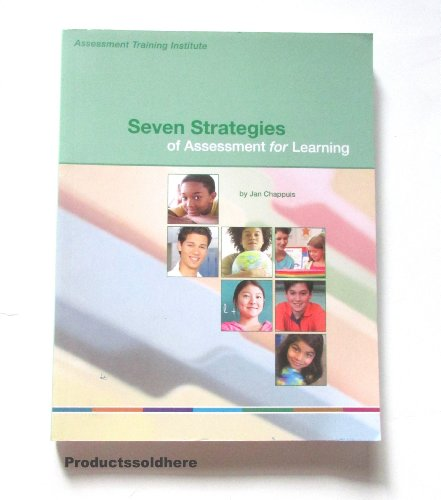 9780886854010: Seven Strategies of Assessment for Learning