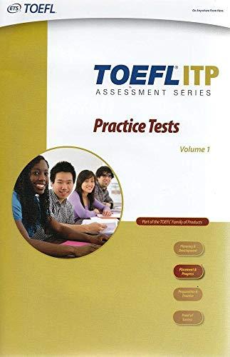 9780886854102: TOEFL ITP Practice Tests