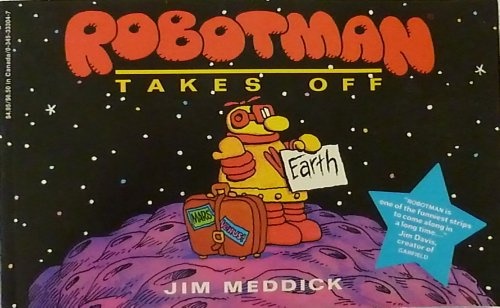 Robotman Takes Off (No. 1)