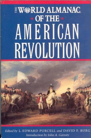 9780886876654: The World Almanac of the American Revolution
