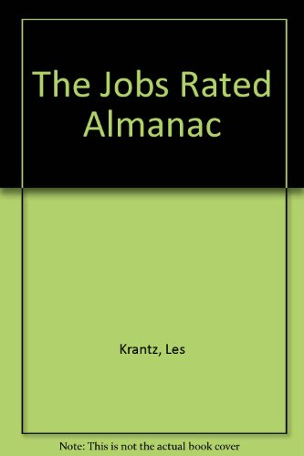 9780886876791: The Jobs Rated Almanac