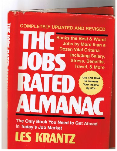 9780886877170: The Jobs Rated Almanac/Completely Updated and Revised