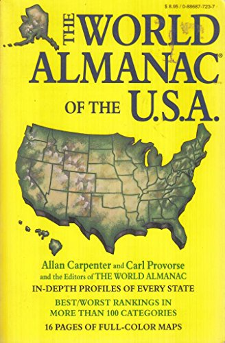 The World Almanac of the U.S.A. (World Almanac of the USA)