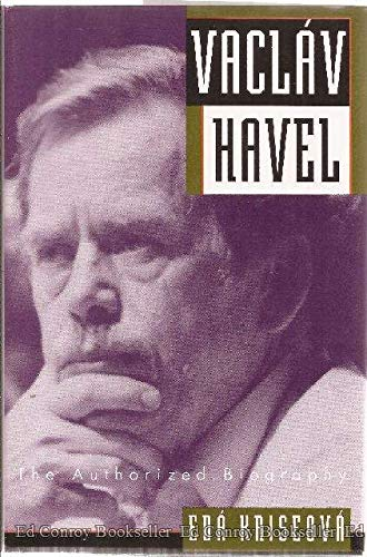 9780886877392: Václav Havel: The authorized biography