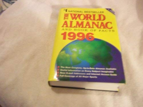 9780886877811: The World Almanac and Book of Facts 1996 (Issn 0084-1382)