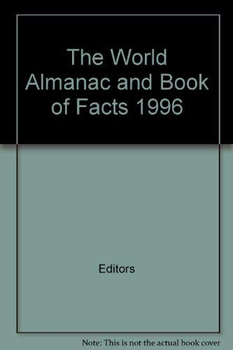 9780886877903: The World Almanac and Book of Facts 1996