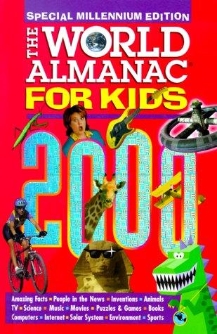 9780886878412: The World Almanac for Kids 2000 (World Almanac for Kids (Cloth))