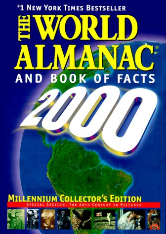 9780886878481: The World Almanac and Book of Facts 2000: The Authority Since 1868