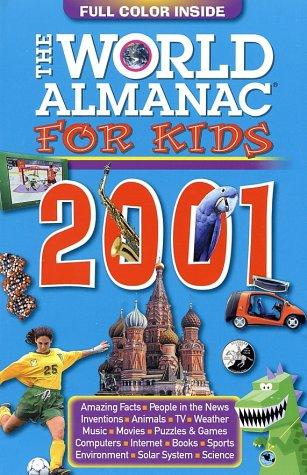 9780886878573: The World Almanac for Kids 2001