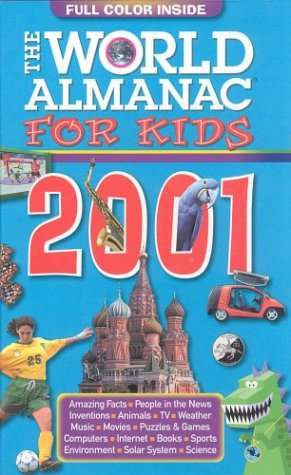 9780886878580: The World Almanac for Kids 2001