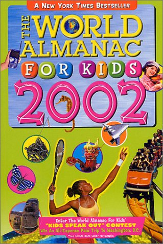 9780886878689: World Almanac for Kids 2002