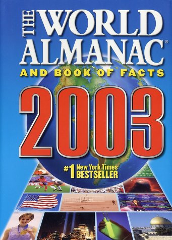 9780886878832: World Almanac and Book of Facts 2003