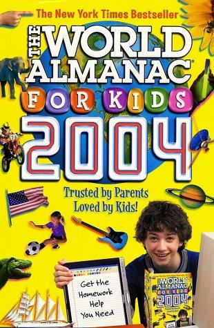 9780886879020: The World Almanac for Kids 2004