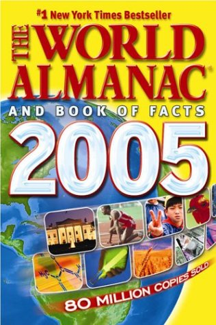 9780886879389: The World Almanac and Book of Facts 2005 (World Almanac and Book of Facts)