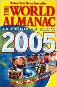 The World Almanac and Book of Facts 2005: William A. McGeveran Jr. (Editorial Director)