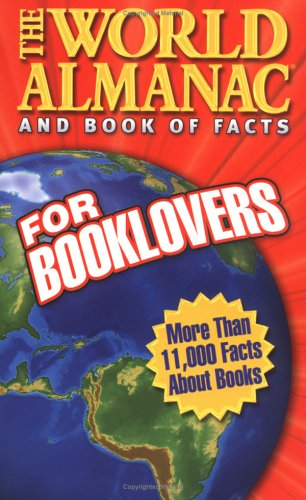 9780886879792: The World Almanac for Booklovers