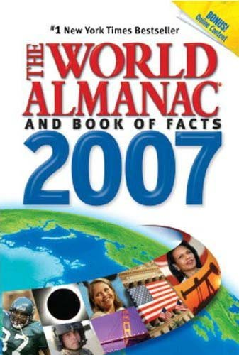 9780886879952: The World Almanac and Book of Facts, 2007 (World Almanac and Book of Facts)