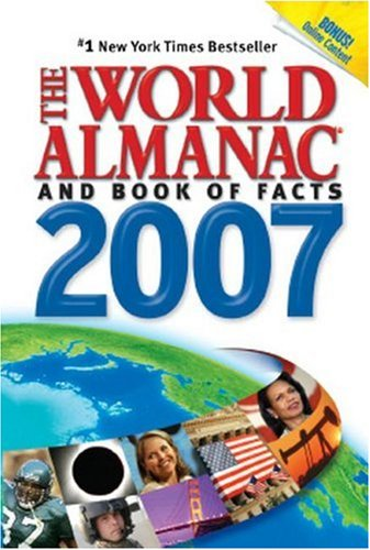 9780886879969: The World Almanac and Book of Facts, 2007 (World Almanac and Book of Facts)