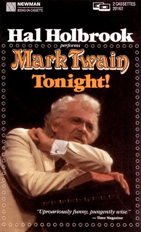 9780886902728: Mark Twain Tonight!