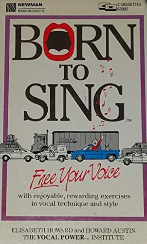 9780886903060: Born to Sing/2-Audio Cassettes