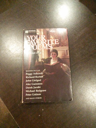 9780886909925: Your Favorite Poems: Volume One