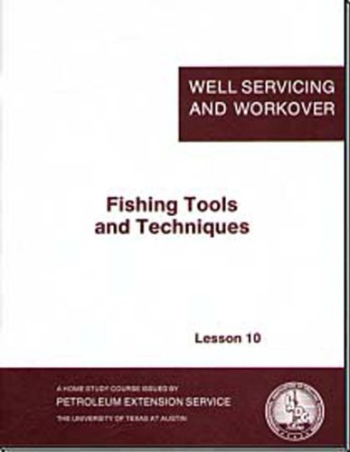 9780886980665: Fishing Tools and Techniques, Lesson 10