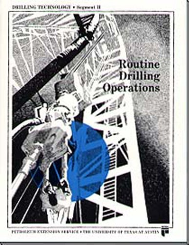9780886981440: Routine Drilling Operations, Segment II (Drilling Technology)