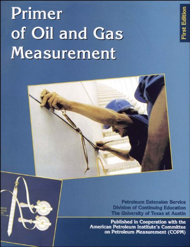 9780886981600: Primer of Oil and Gas Measurement