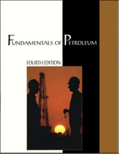 Fundamentals of Petroleum: Kate Van Dyke
